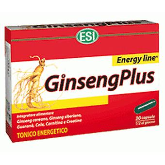 Trepatdiet Energy Complet (Ginseng Plus) 30cap. (Vitamins & supplements , Multinutrients)