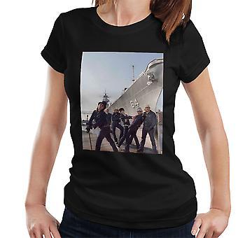Turbonegro Band Photograph Women's T-Shirt