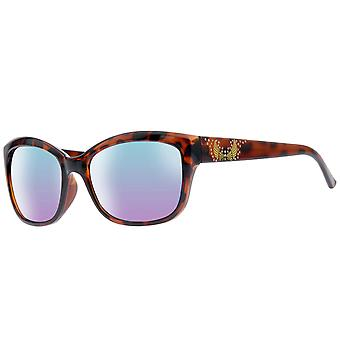 HARLEY DAVIDSON glasses ladies Sunglasses brown in glasses box