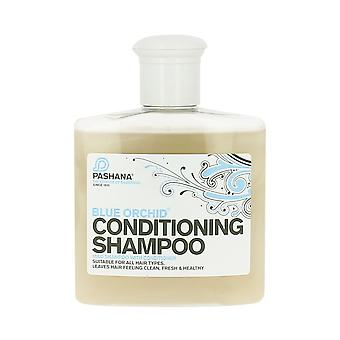 Pashana blå orkidé Conditioning Shampoo 250ml
