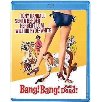 Bang Bang You're Dead [BLU-RAY] USA import