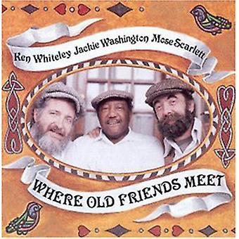 Scarlett/Washington/Whiteley - hvor gamle venner mødes [CD] USA import