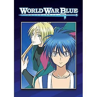 Verdenskrig blå [DVD] USA importerer