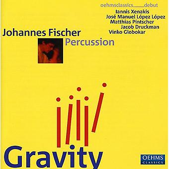 Oehmsclassics debuut - Gravity [CD] USA import
