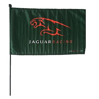 Jaguar Jaguar F1 Racing Flag med Pole
