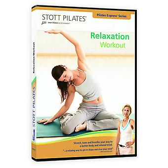 Stott Pilates: Relaxation Workout [DVD] USA import