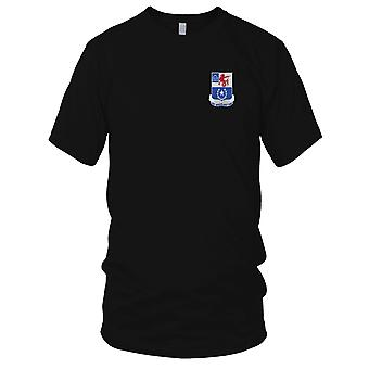 US Army - 57th Infantry Regiment Embroidered Patch - Kids T Shirt