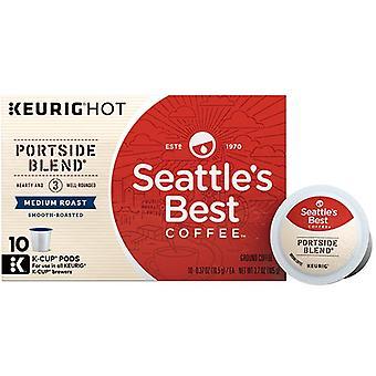Seattles bester Kaffee Signatur Backbord Mischung Keurig K-Cups