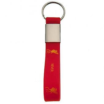 Liverpool Silicone Keyring