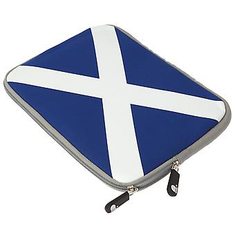 Scotland Neoprene 10 Inch Tablet/Ipad Case/Sleeve
