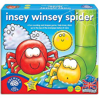 Boomgaard speelgoed Insey Winsey Spider