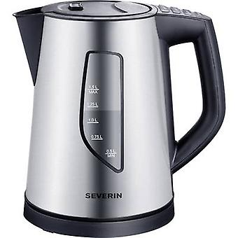 Kettle cordless, Temperature pre-set Severin WK 3342 Stainless s