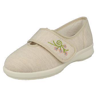 Ladies Easy B Shoes Sandy