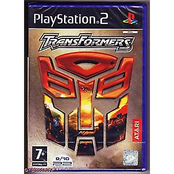 Transformers (PS2) - Factory Sealed