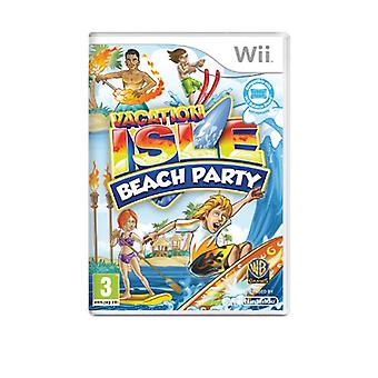 Vacation Isle (Wii)
