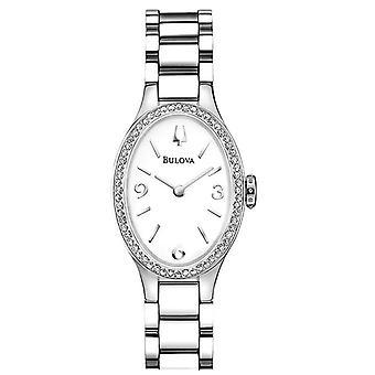 Bulova Ladies' Diamond Gallery Watch 96R191