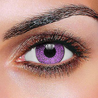 Mystic Violet Contact Lenses (Pair)