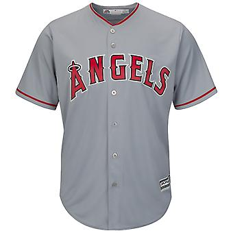 Majestic Authentic Cool Base Jersey - Los Angeles Angels