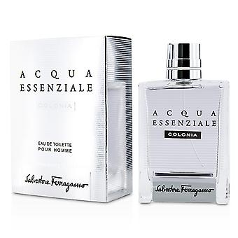 Salvatore Ferragamo Acqua Essenziale Colonia Eau De Toilette Spray 100ml/3.4oz