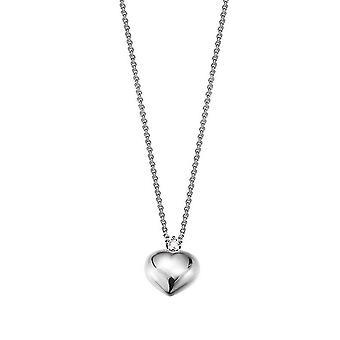 ESPRIT catena collana donna argento zirconi sfumature di amore ESNL92721A420
