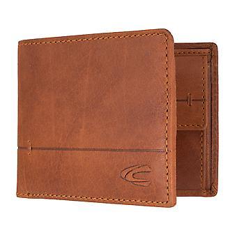 Camel active Jakarta mens wallet wallet purse Cognac 6708
