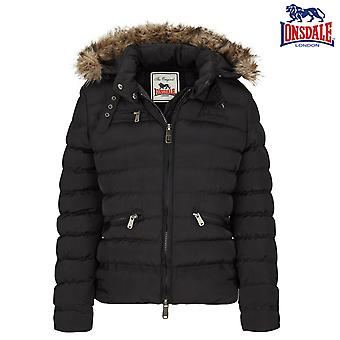 Lonsdale ladies winter jacket Appledore