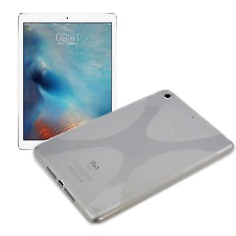 Protective cover silicone X-line series transparent case for Apple iPad Pro 12.9 inch