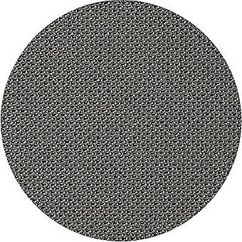 Stretched Speaker Cover Fabric Grey (L x W) 200 cm x 75 cm