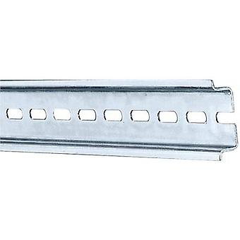 Rittal SZ TS35/7,5 2316000 DIN rail perforated Steel plate 287 mm 1 pc(s)