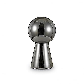 Идеальные Lux Birillo таблица лампа большой дыма '
