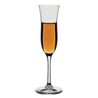 Cristal de Dartington Essentials Sherry vasos, juego de 2