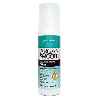 Creightons Argan jævn varme forsvar Spray