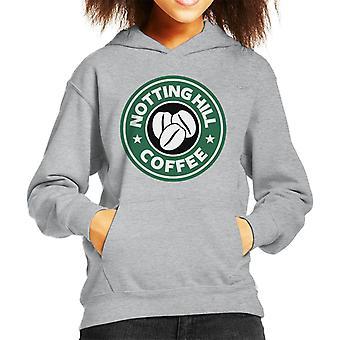 Notting Hill Coffee Starbucks Kid's Hooded Sweatshirt