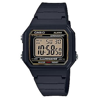 Casio W-217H-9AVEF Men's Illuminator Watches with Resin Strap