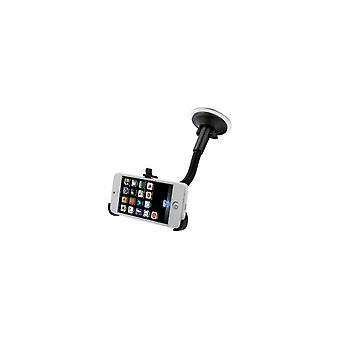 Fleksibel bilholderen for Eple iPhone 5/5 sek