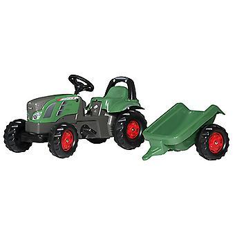 Rolly Toys 516 Vario Fendt Traktor + Anhänger RollyKid