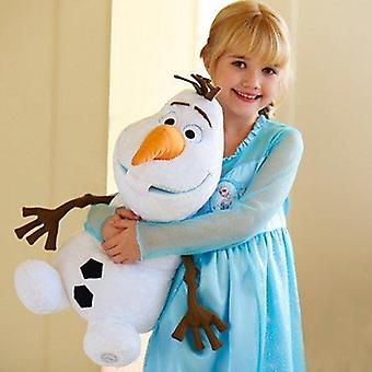 Disney Hugs Hugs Big Size 50 cm Frozen Olaf Olaf Snowman Cartoon animals toys soft plush doll for Children