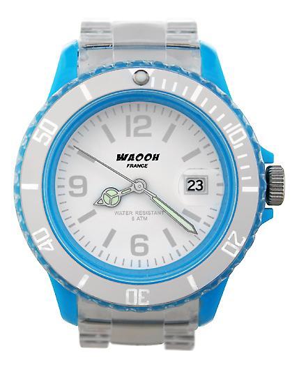 Waooh - Watch VERONA38 White Dial Color