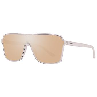 Sunglasses mirror transparent Pepe jeans men