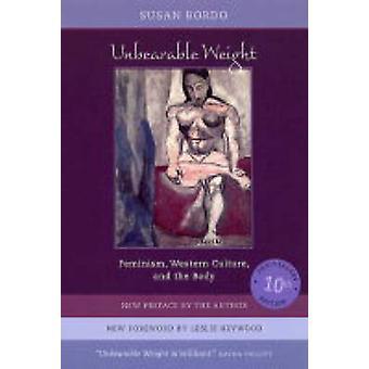 Peso insuportável - feminismo - cultura ocidental - e o corpo (Rev. 2