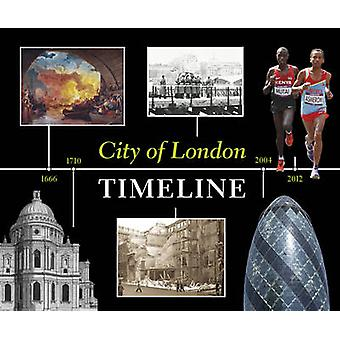 City of London Timeline by Sarah Pink - 9780750968430 Book