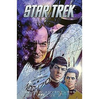 Star Trek - nya äventyr - volym 4 av Mike Johnson - 9781684050338 B