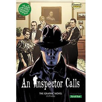 An Inspector Calls the Graphic Novel - Quick Text (British English ed)