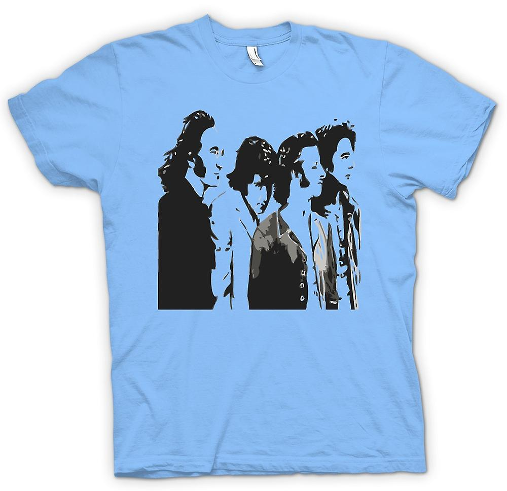 Hommes T-shirt - The Beatles - Band - Pop Art