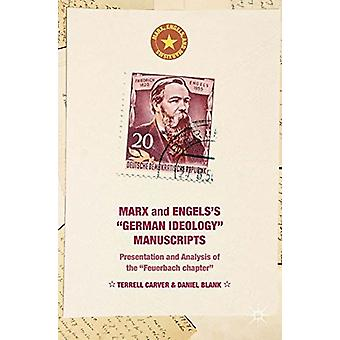 Marx and Engels's German ideology Manuscripts - Presentation and Analy