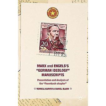 Marx und Engels die deutsche Ideologie Handschriften - Präsentation und Analyse