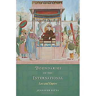 Limites da Internacional - lei e do império por Jennifer Pitts - 9