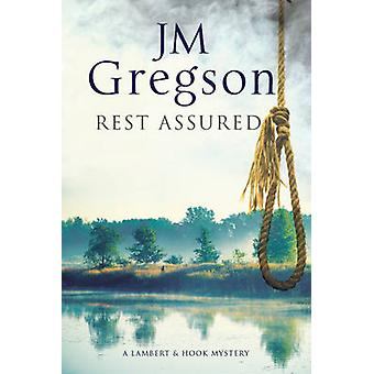Rest Assured A Modern Police Procedural Set in the Heart of the English Countryside by Gregson & J. M.
