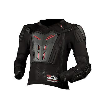 EVS Black 2018 Comp Suit Kids MX Body Armour