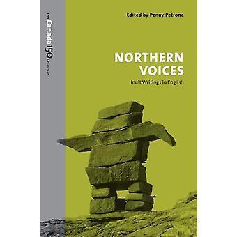 Norte voces - Inuit escritos en inglés por penique Petrone - 9781487